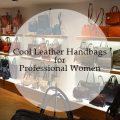 cool leather handbags - ashwood bags qvc 2