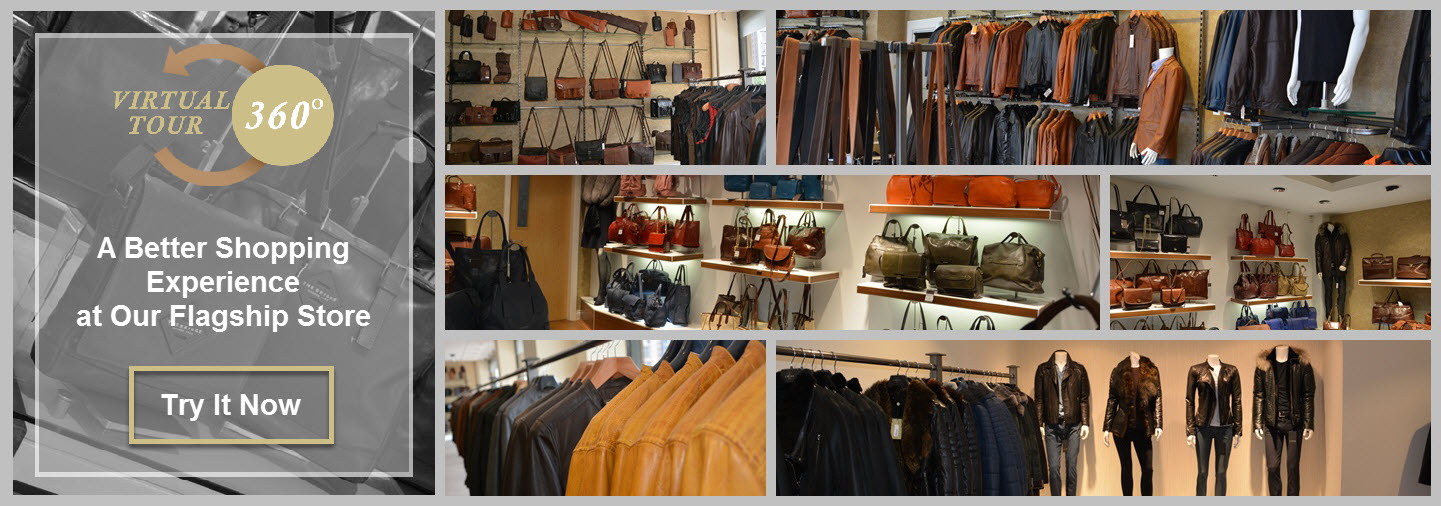 Leather Company Virtual Tour 360