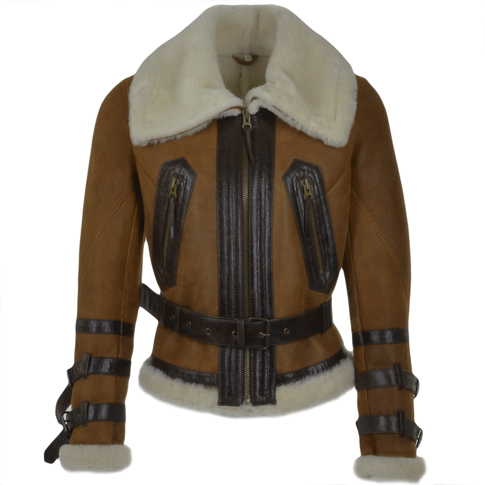 Womens Sheepskin Coats | Shearling Jackets | Leather Company