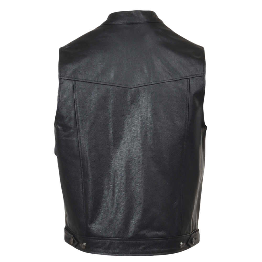 4 pocket leather jacket