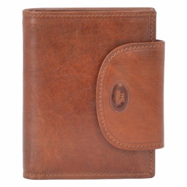 Italian Leather Wallet Brown - 17708 01 14 NH