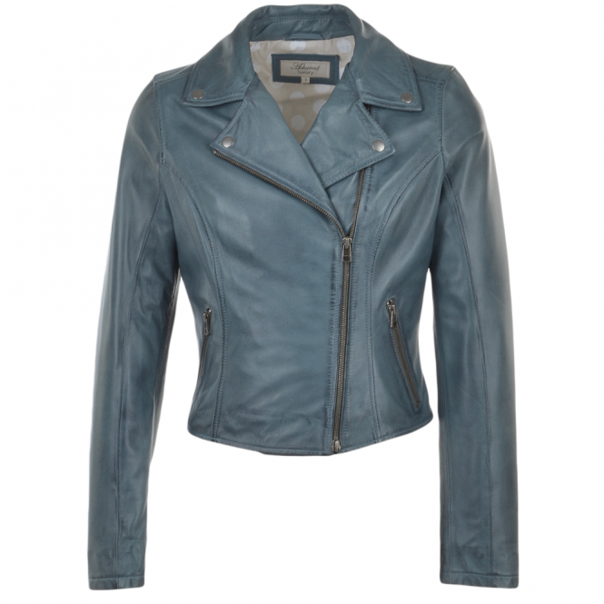 Motorcycle jackets feature the pockets needed to stash valuables while finishing off a traditional look before heading out on a ride, while bomber jackets adapt the iconic style to the female figure. Faux-leather or vegan leather options are available for women who would prefer to avoid the real thing without compromising on quality and appearance.
