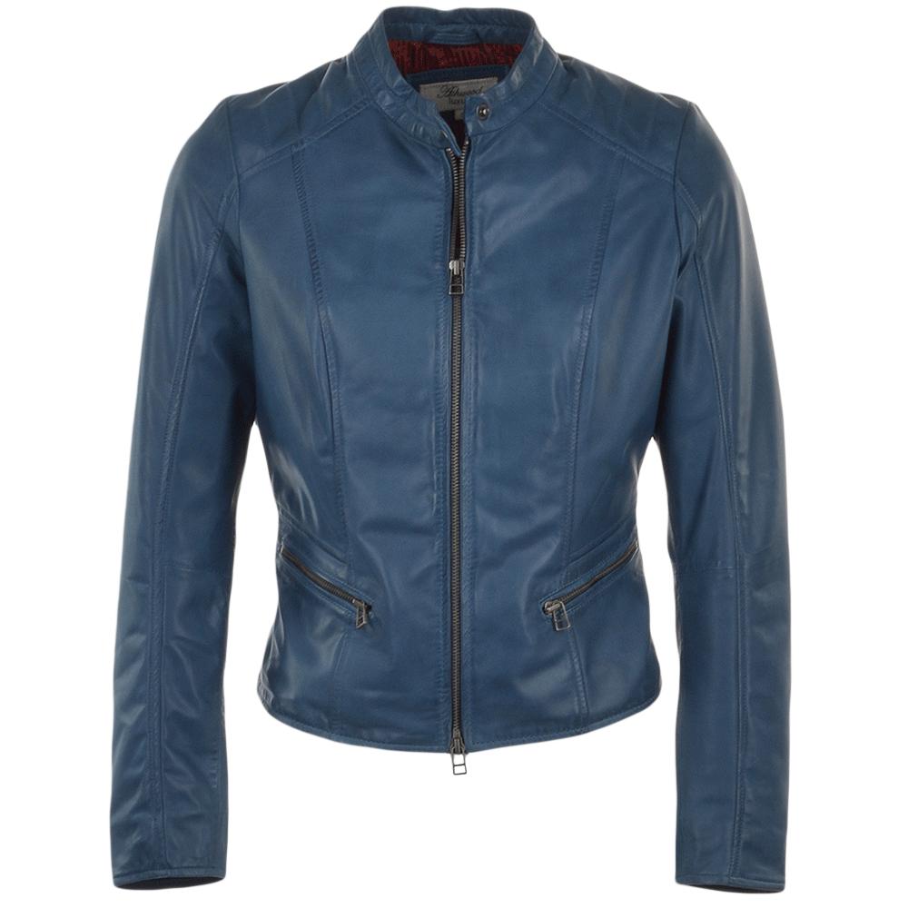 Leather jacket company