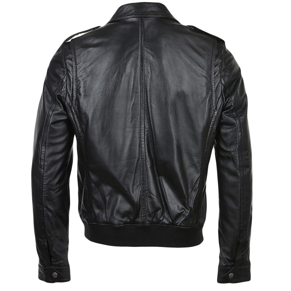 Leather jacket shop london