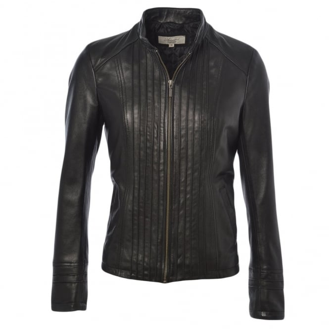 Ashwood Leather Jacket Black/ddy : Infinity