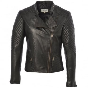 Leather Jacket Black : Karme