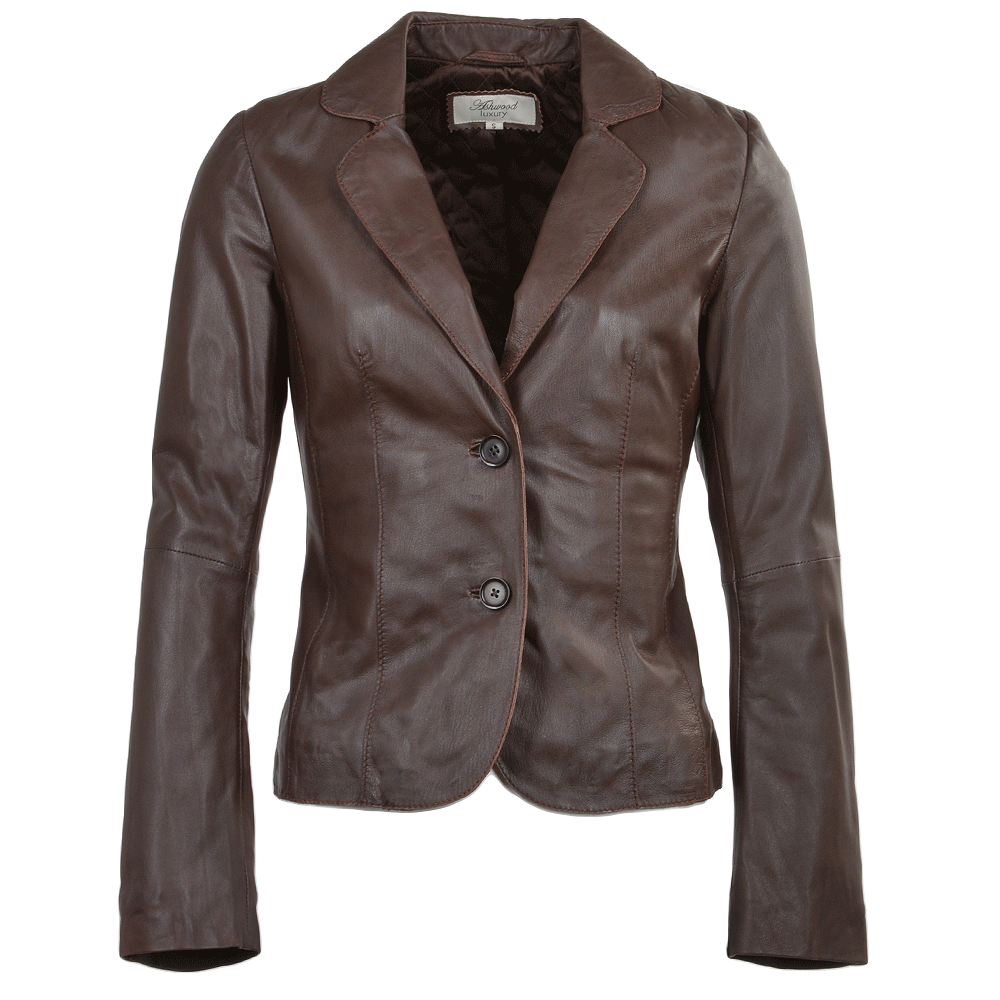 Summer leather jackets