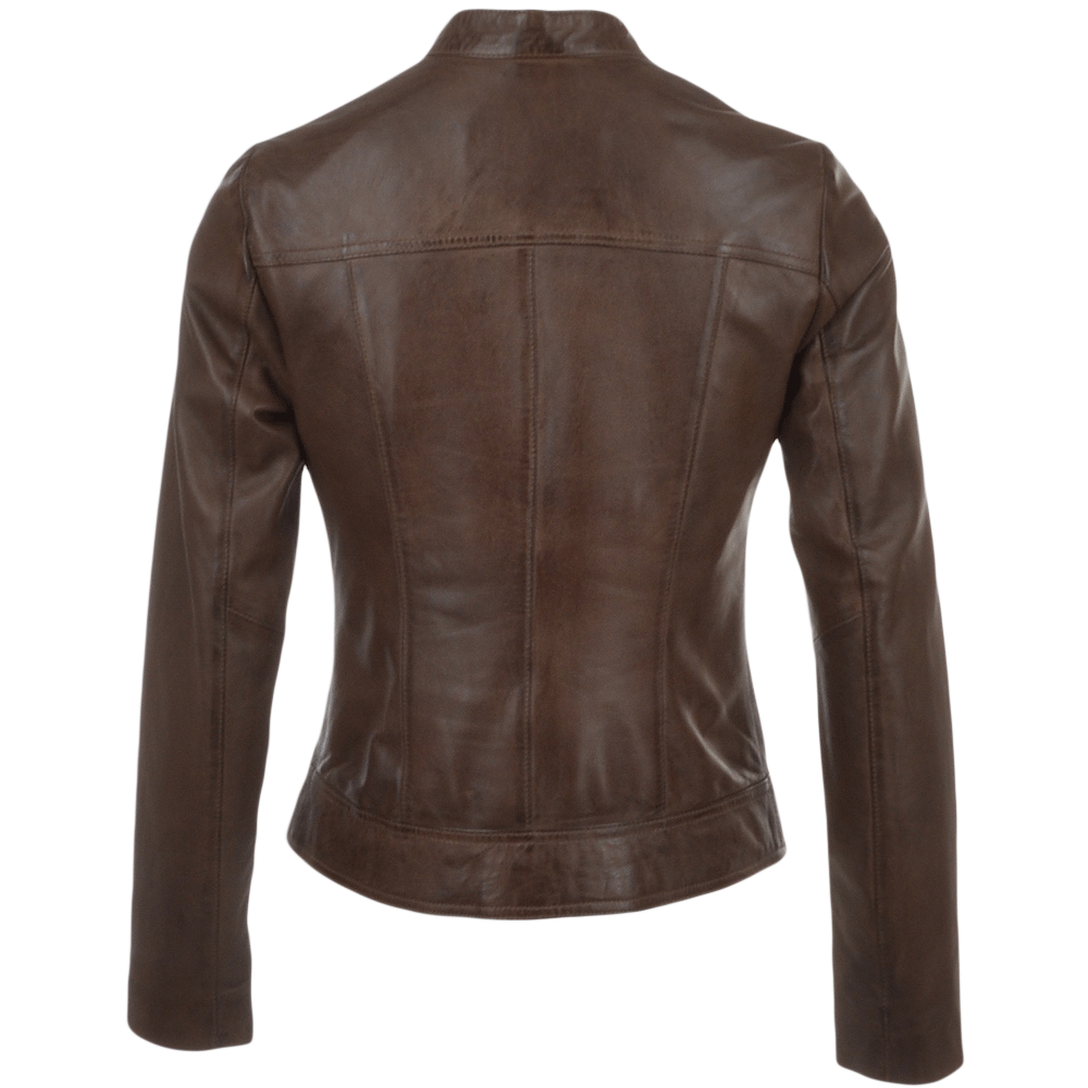 Cos leather jacket