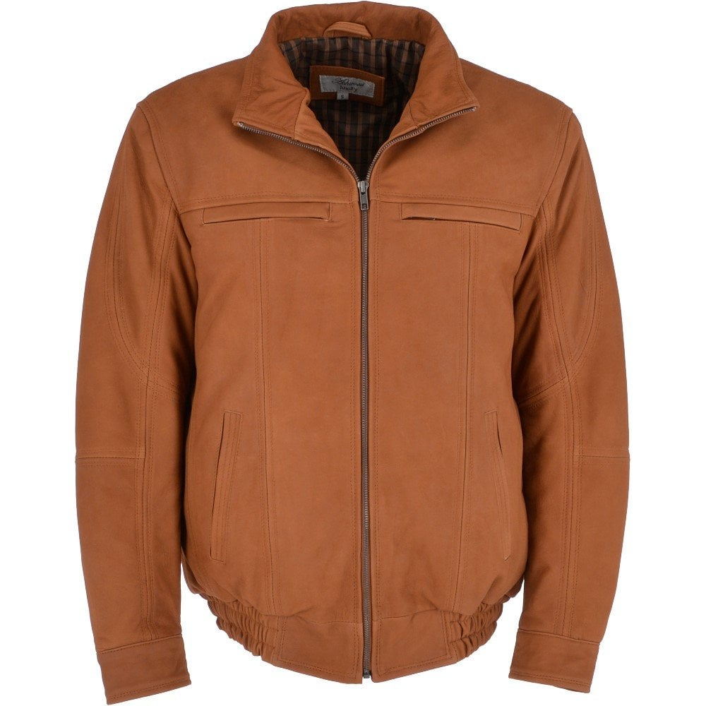 available special discount of cheap for sale Leather Jacket Cognac : Chardin 2