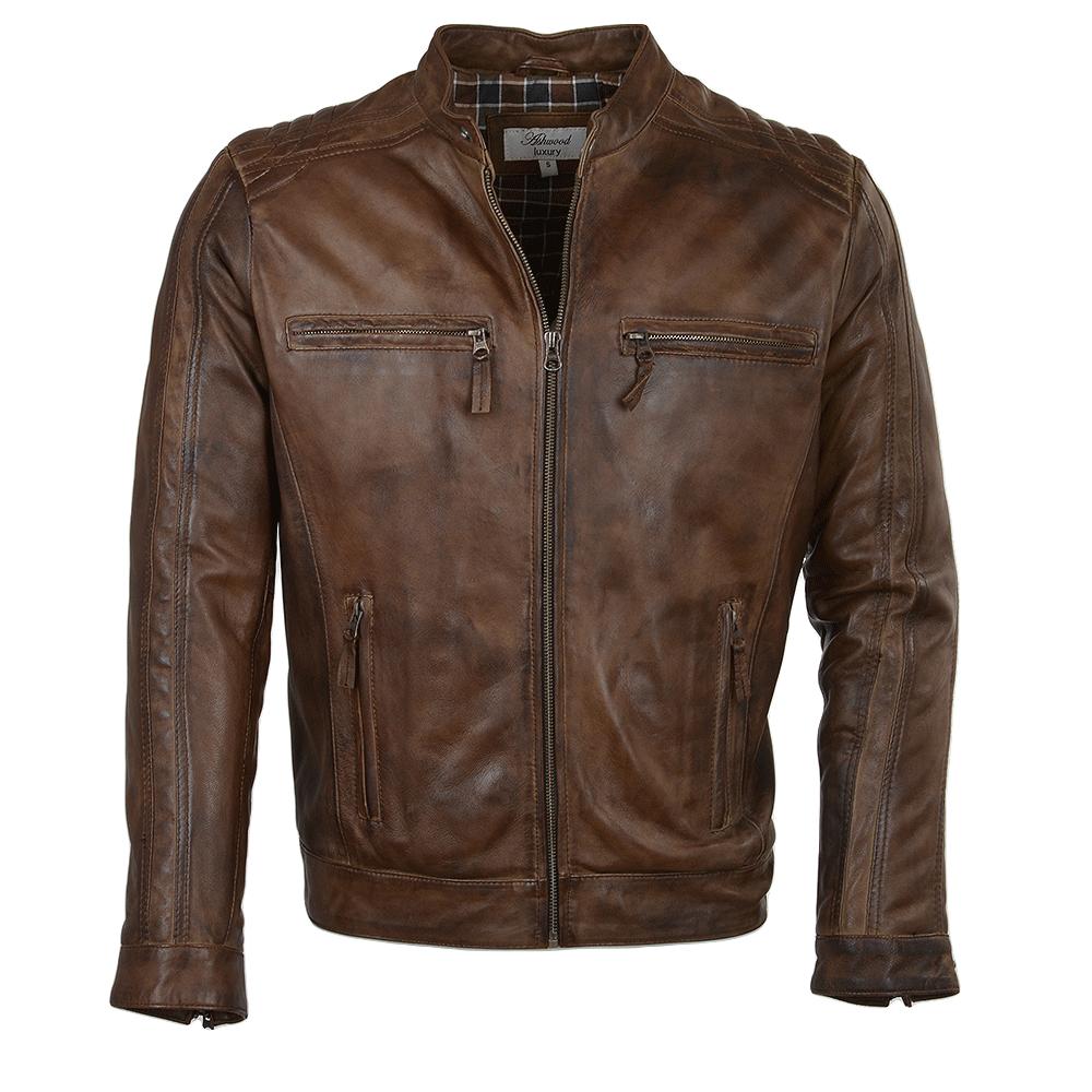 b57c147f9e57e Leather Jacket Timber : Bristol