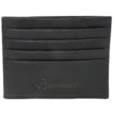 Leather Wallet Black/crum : 1416 C