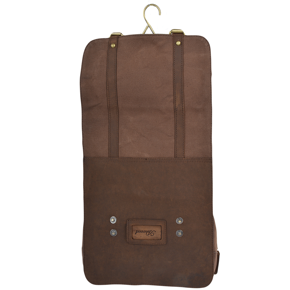 Mens Leather amp Canvas Hanging Toiletry Bag Mudmud 7010  : ashwood luggage mens leather canvas hanging toiletry bag mud mud 7010 p591 2386image from www.leathercompany.co.uk size 1000 x 1000 png 291kB