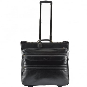 Wheeled Suit Carrier Black/vt : 63421
