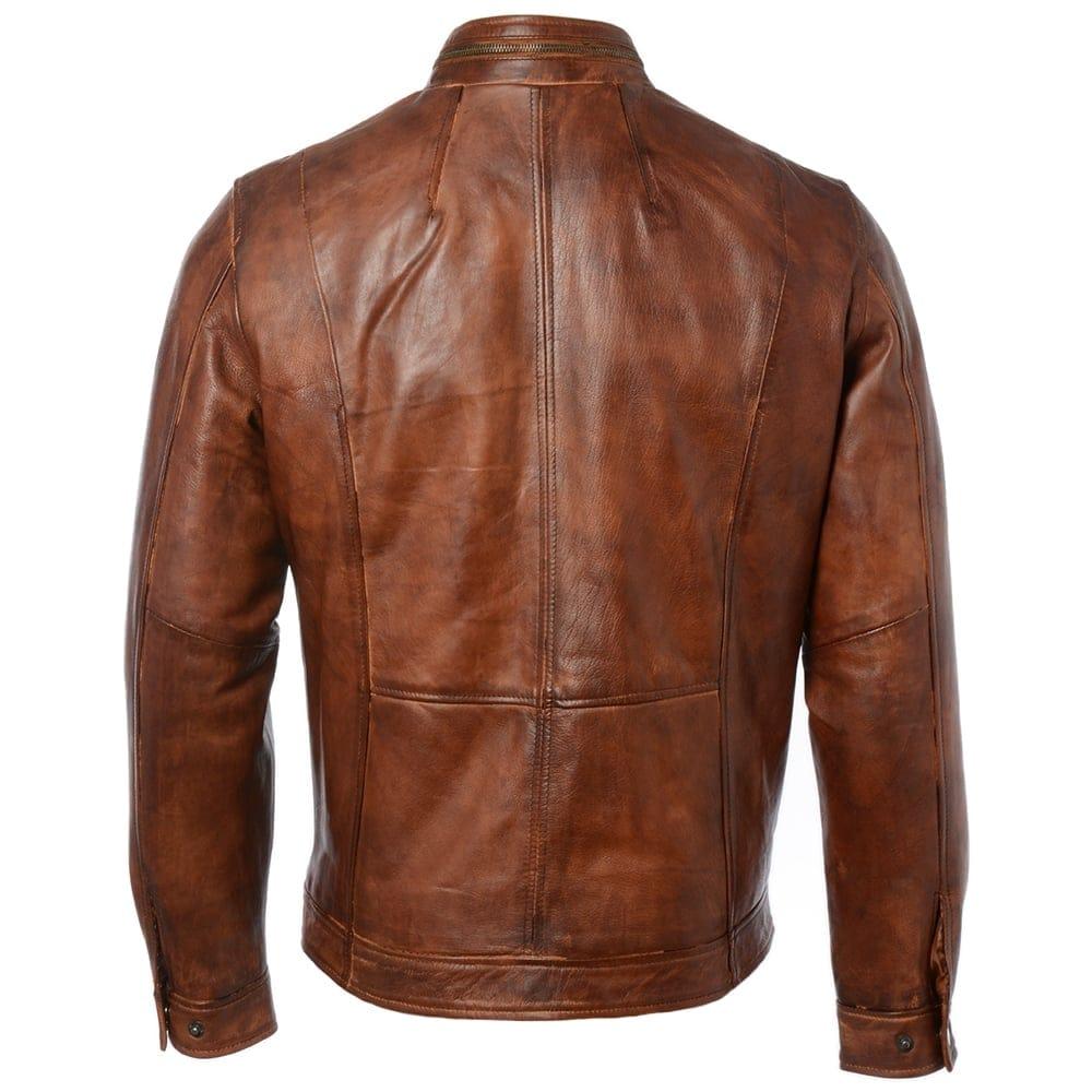 Leather jackets edinburgh