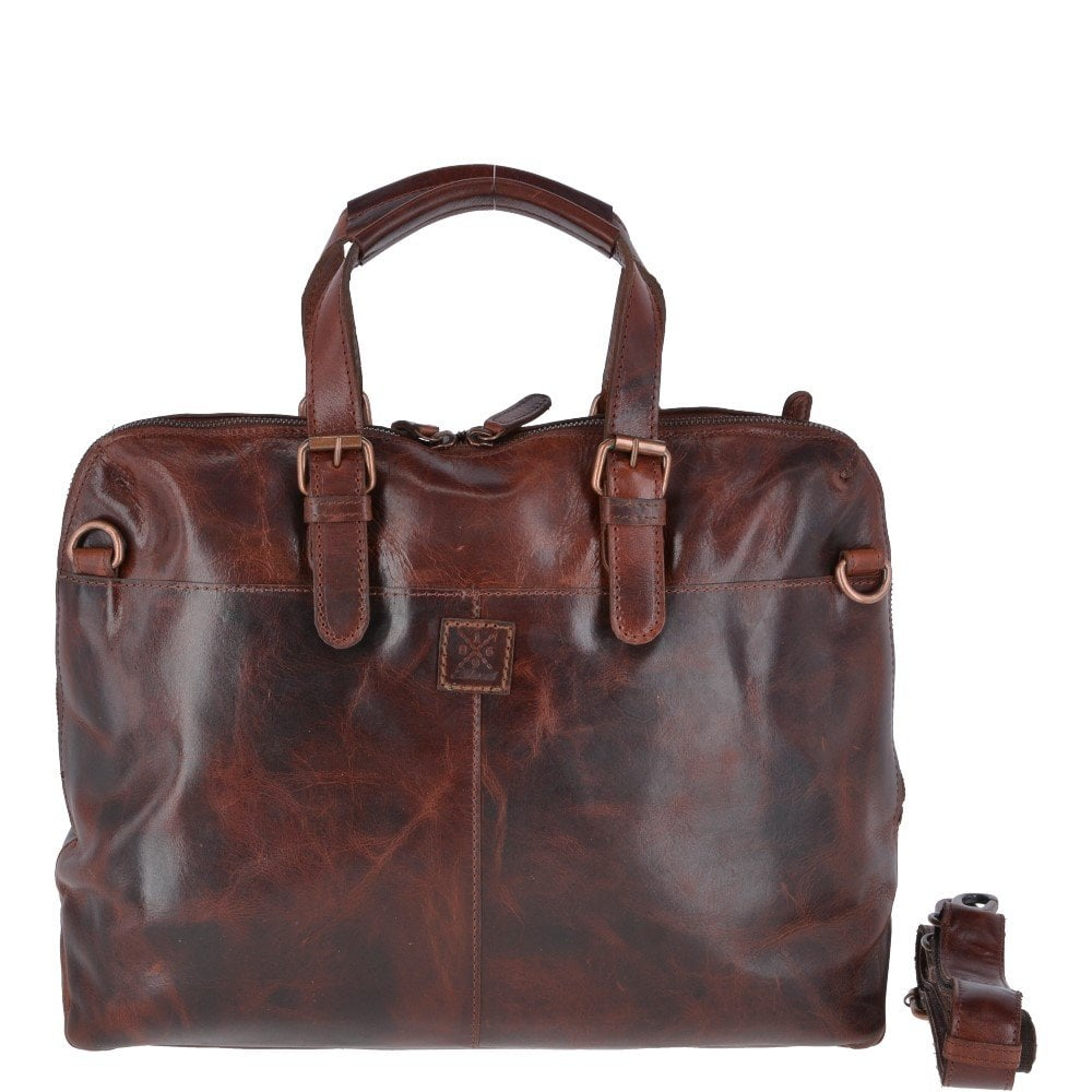 Theme Vintage laptop briefcase did not