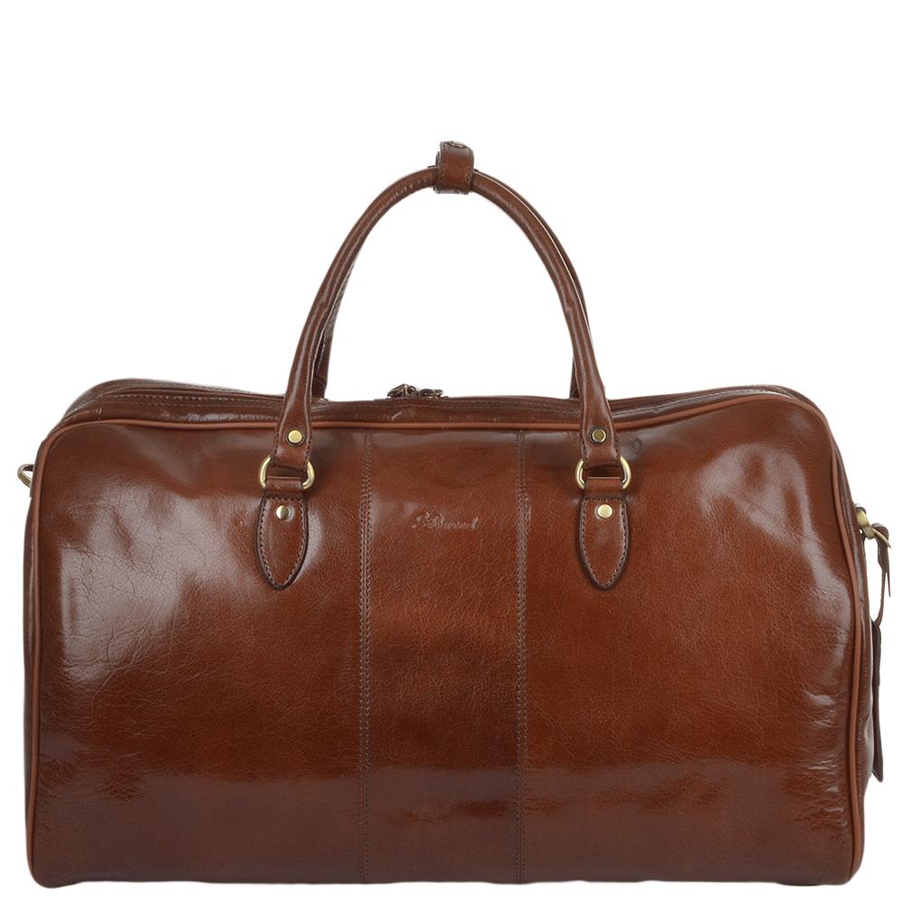 51f5949f19b1 Brown Leather Bags Mens- Fenix Toulouse Handball