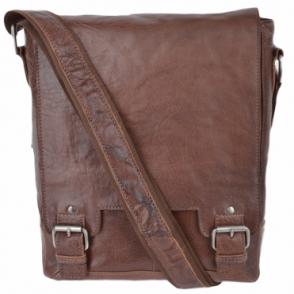 0f3a1368a84b Mens Leather Messenger Bag Tan : Ricardo | Mens Leather Bags