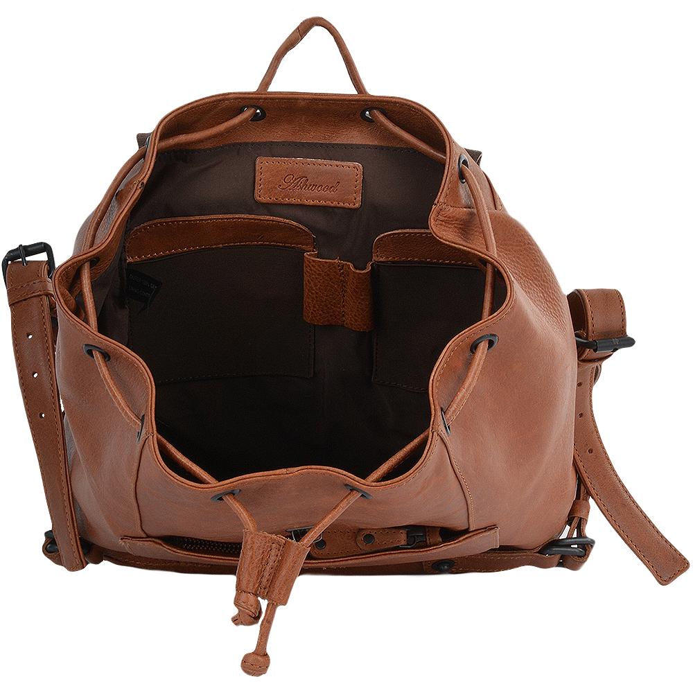 Mens Leather Rucksack Tan Eduardo Mens Leather Bags