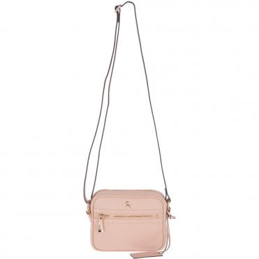 db277f47bfb2 Micro Petite Leather Shoulder Bag Pannacotta Cream  61300