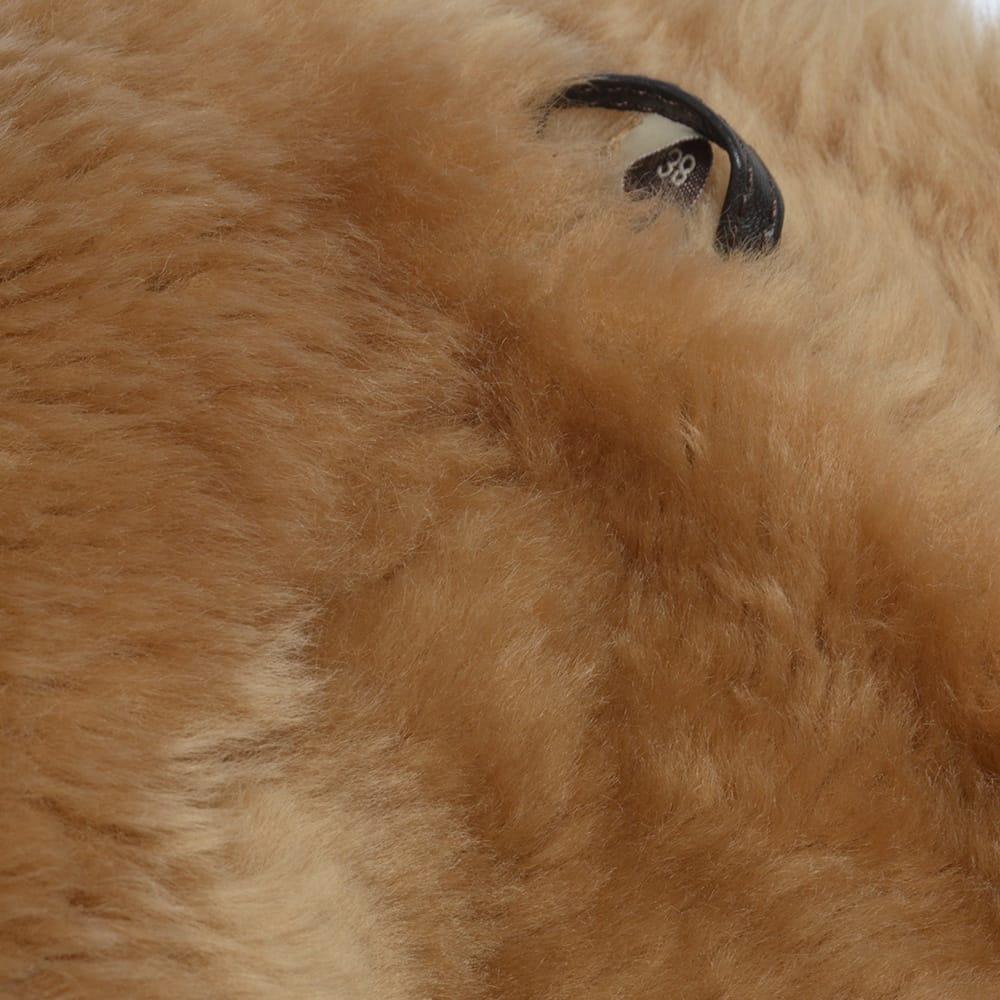 Mens Sheepskin Flying Jacket Ginger Leo Mens Sheepskin