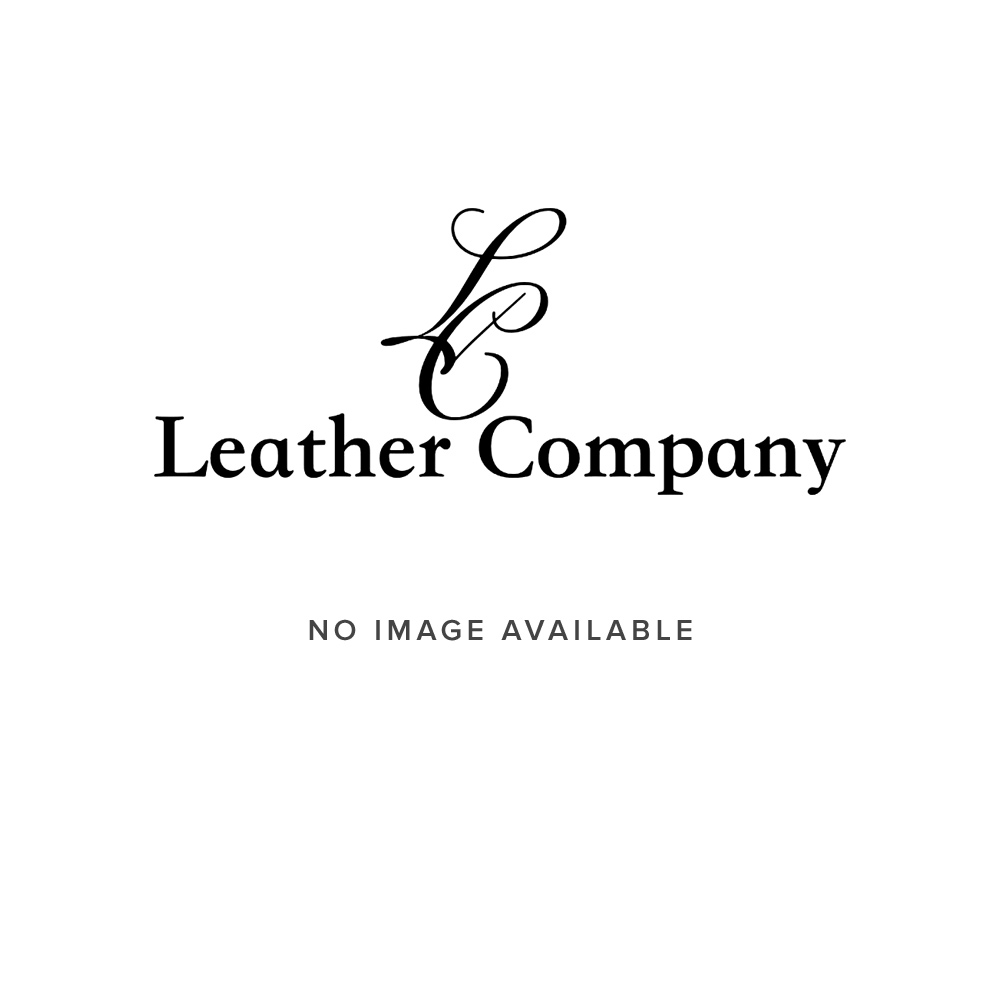 Sheepskin Fur Tipped Leather Gloves Black : 103