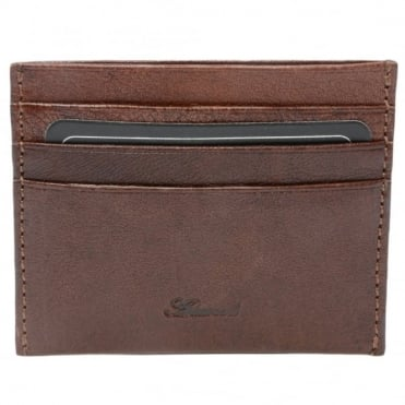 Leather Wallet Tan/crum : 1416 C
