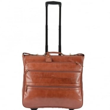 Wheeled Suit Carrier Cognac/vt : 63421