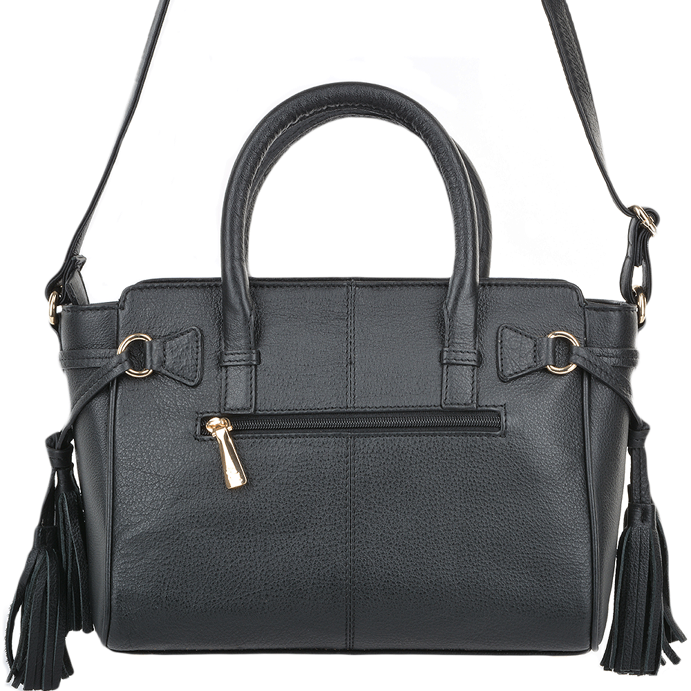 Shop X-Small Black Leather Handbags at eBags - experts in bags and accessories since We offer easy returns, expert advice, and millions of customer reviews.