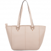 Ashwood Womens Small Leather City Shopper Bag Lychee : 61513