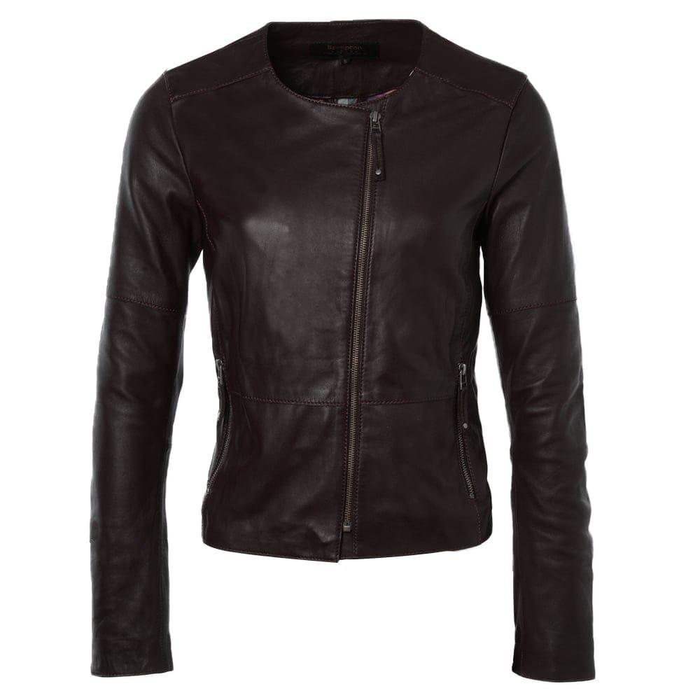 Chloe leather jacket