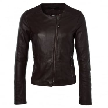 Leather Jacket Porto : Chloe