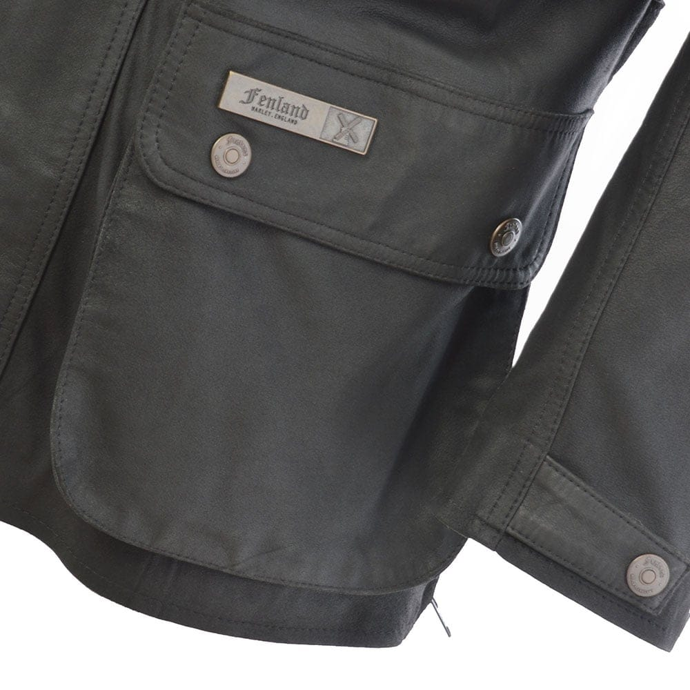Leather jackets leeds
