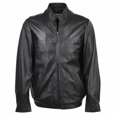 Leather Jacket Black/ddy : Marlon