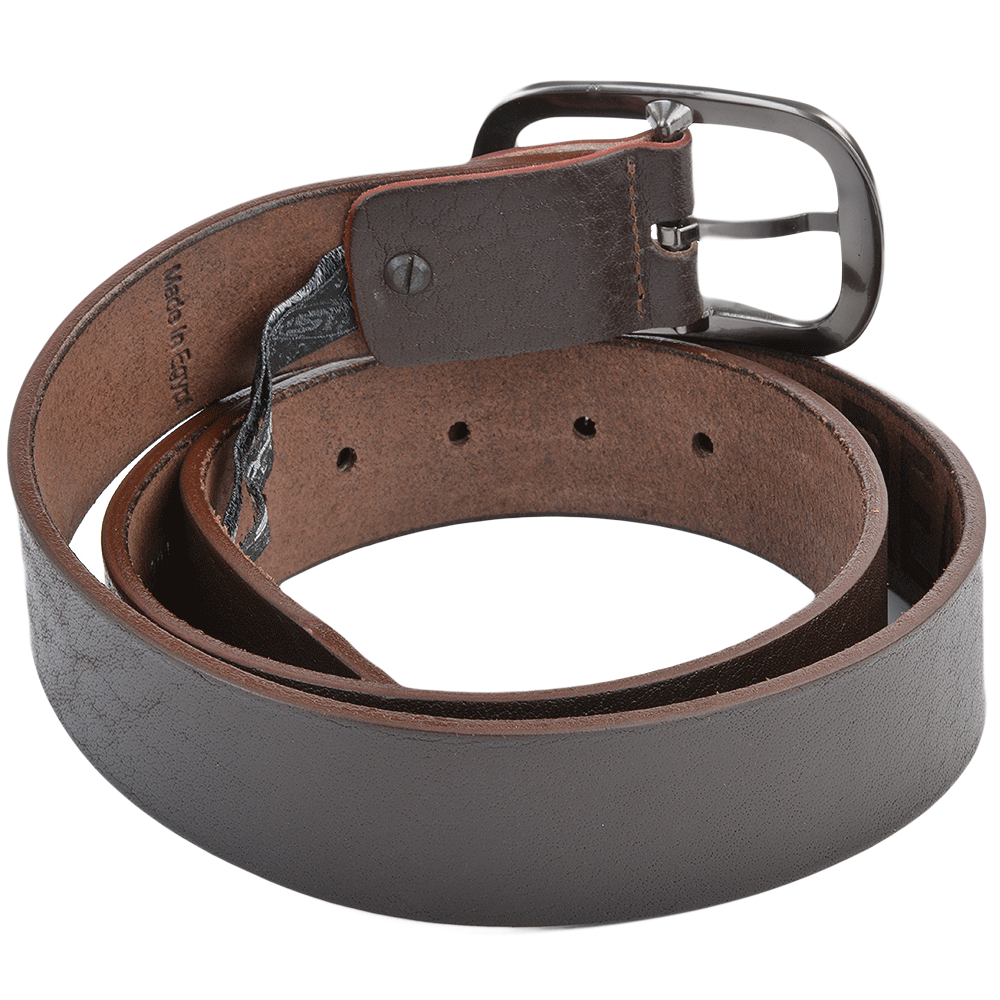 how to clean leather belts at home
