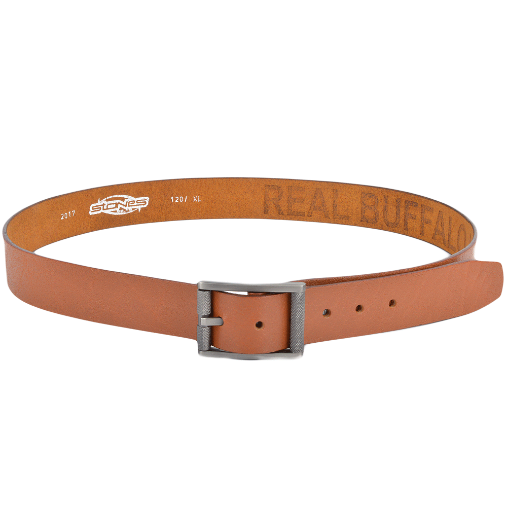 mens leather belt stones b3 leather accessories