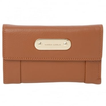 Leather Purse Lt.Brown : 4007a