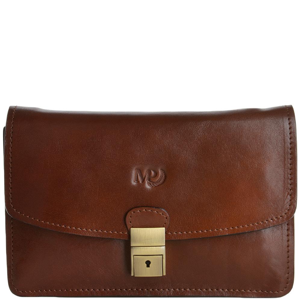 Marta Ponti Medium Italian Leather Clutch Bag Bruno - 3120440 c97ecee7ec