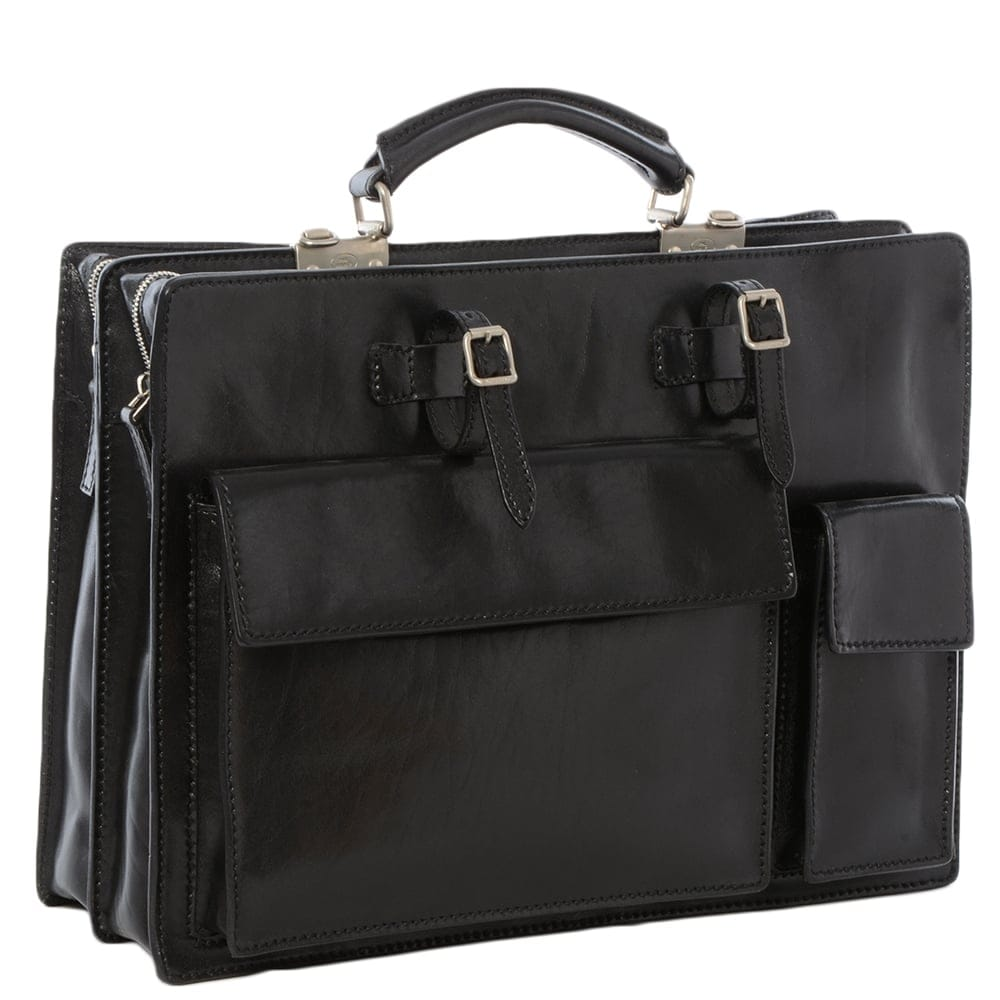 mens leather work bag black 00019734 mens leather bags