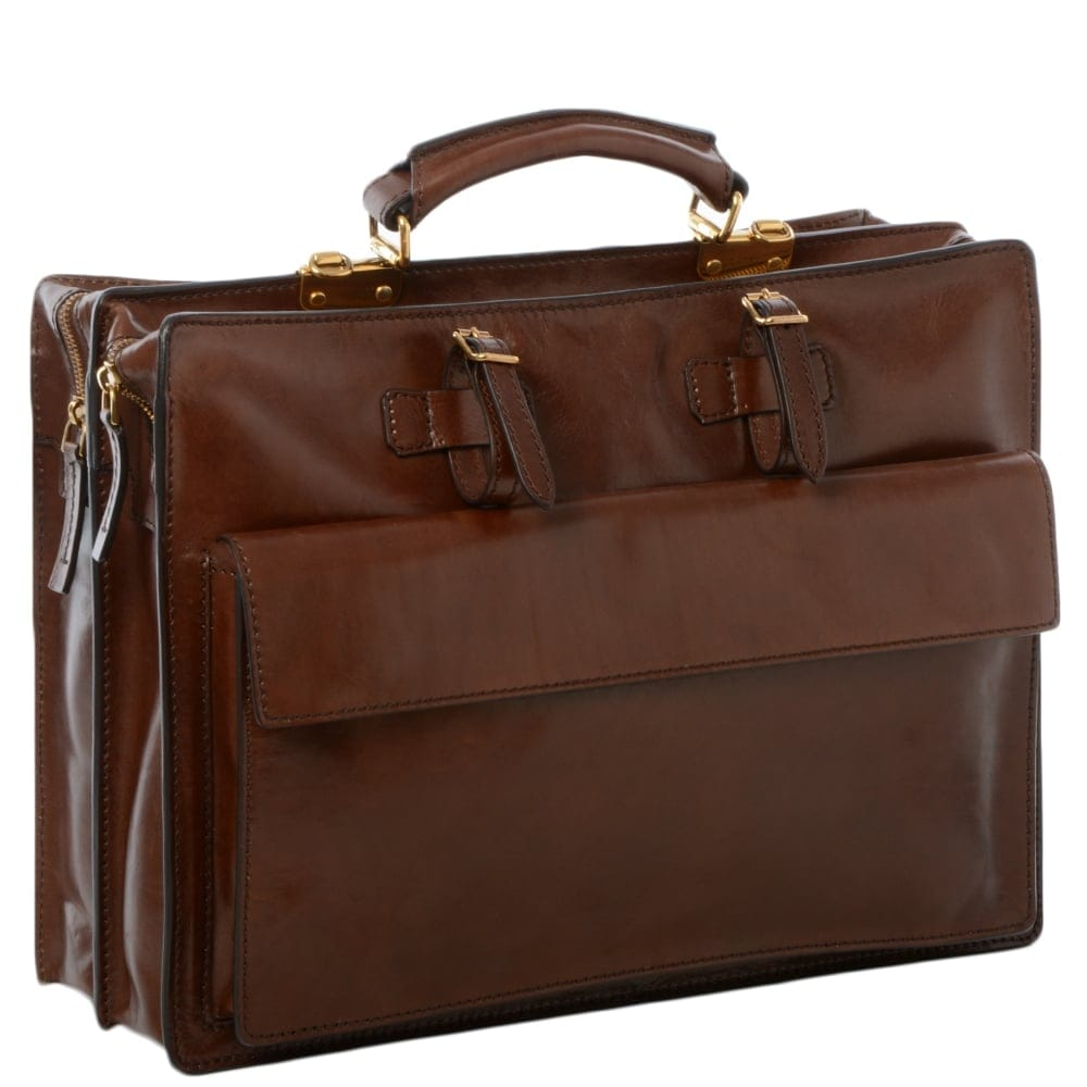 mens leather work bag brown 00020854 mens leather bags