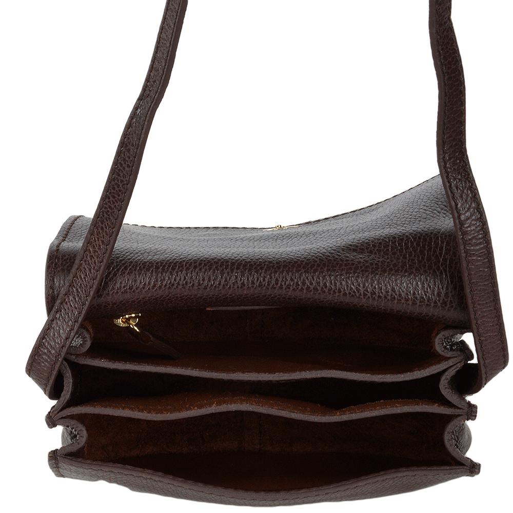 3c996f71f23d Small Italian Cross Body Bag Brown - 43946 79 14 NH